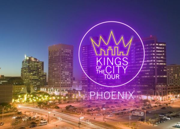 Kings of The City Tour - Phoenix