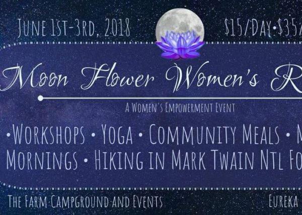 Moon Flower Women's Retreat