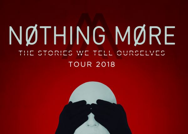 Nothing More w special guest Bad Wolves